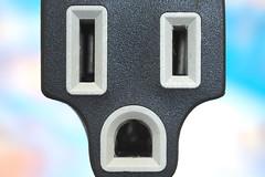 NEMA 5-15R (lenswrangler) Tags: macro plug socket nema digikam macromonday rawtherapee oottinlto 515r lenswrangler
