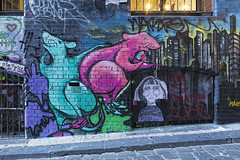 Hosier Lane 2016-04-24 (6D_1512) (ajhaysom) Tags: streetart graffiti australia melbourne hosierlane canon1635l canoneos6d
