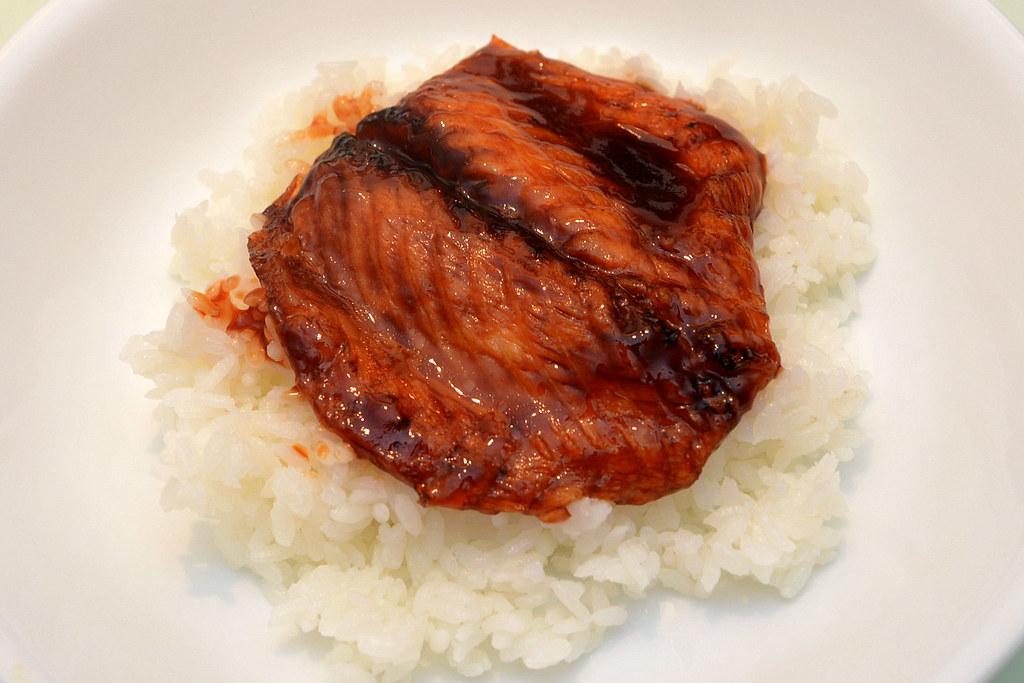 蒲燒鯛魚飯