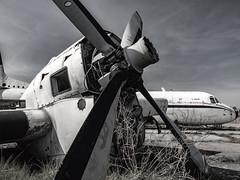 Hawker (_NeQo_) Tags: old black abandoned metal airplane lost rust belgium crash decay exploring transport neglected forgotten disaster mysterious mystica urbexurbanexploring desaffecter neqo