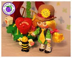 Custom_T_N_Honey_Doll_19 (Plum's Place) Tags: tn tea ooak honey strawberryshortcake shortcake vintagetoys ooakdoll retrotoys 80stoy teaandhoney plumsplacecustoms