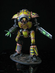 Imperial Knight Atrapos (T Markham) Tags: spacemarines gamesworkshop forgeworld atrapos imperialknight