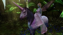 Mystical Unicorn (acacia.rose83) Tags: fairy faery unicorn rfl fae fantasyfaire ffsl rflinsl