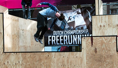 2016_April_freerun1-1779 (jonhaywooduk) Tags: urban sports netherlands amsterdam jump kick air spin platform teenagers free twist running runners athletes flick mid parkour