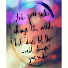 Let your smile change the world,  but don't let the world change your smile. #MondayMotivational #TodayisGood ******************************* #MichelottiLawFirm #JosephMichelotti #attorney #ChicagoAttorney #Chicagolawfirm #lawyers #chicago #illinois #Bank (Michelotti and Associates, Ltd) Tags: chicago illinois divorce kanecounty lawyers attorney cookcounty lakecounty bankruptcy dupagecounty estateplanning willcounty assetprotection irsproblems chicagoattorney foreclosuredefense todayisgood chicagolawfirm estateplanningchicago mondaymotivational josephmichelotti michelottilawfirm