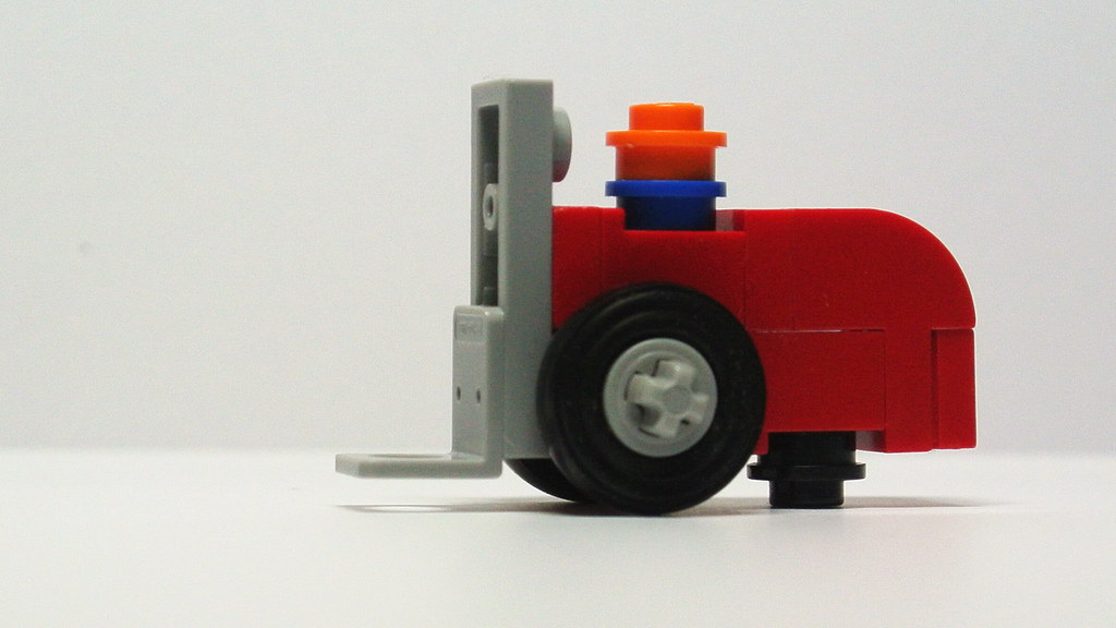 the world s best photos of forklift and lego flickr hive mind Instruction Manual LEGO Piece List LEGO Instruction Booklets