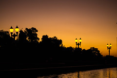 (wolfartf) Tags: park parque light sunset brazil luz sol paran beautiful do day saturday sunny curitiba sbado pr tangu