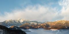 Schneeberg im Morgenlicht (dominikfranzl) Tags: alps austria sterreich wand alpen hohe schneeberg kleine kanzel