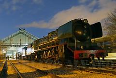 La Confederacin (Mariano Alvaro) Tags: tren trenes museo 2009 vapor 242 ferrocarril renfe confederacion