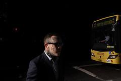 . (ferriswhiskey) Tags: street city light shadow colour face tattoo 35mm sydney streetphotography australia fujifilm xpro1 ferriswhiskey