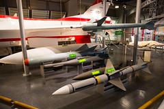 Weapons load of the Mitsubishi F-2A Viper Zero (Patcard) Tags: park japan museum self canon force air viper zero defence hamamatsu airbase 2015 f2a jasdf shizuokaprefecture 1dx 浜松基地 rjnh patrickcardinal copyright2015