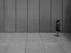 Lines (SydneyLens) Tags: street city people monochrome lines mono au sydney streetphotography australia newsouthwales operahouse sydey sydneycity