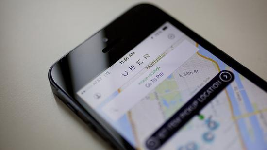 Uber将允许第三方App为用户推送信息