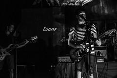 La Vaca (martinnarrua) Tags: bw music white black byn blanco argentina rock bar 35mm la evans nikon live negro pop bn indie entre f18 ros amateur msica resto cultural vaca coln monocromtico liebig afs3518gdx nikond3100