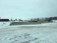 Future East Point Plaza- Manitowoc, WI (MichaelSteeber) Tags: food retail wisconsin restaurant construction applebees stripmall harbortown manitowoc frontageroad eastpointplaza