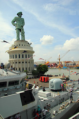 IMG_5599 (suryahardhiyana) Tags: ship naval surabaya kapal dewaruci koarmatim
