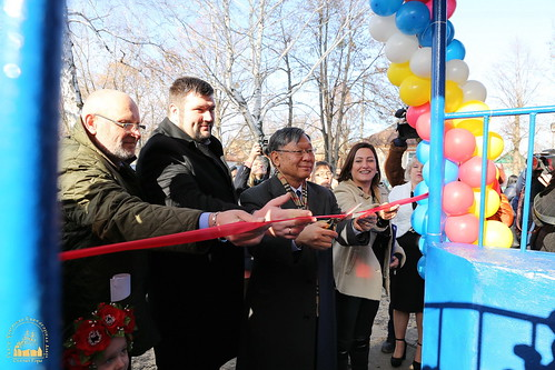 41. Japanese Ambassador's Visit to Svyatogorsk / Визит посла Японии в муз. школу г. Святогорска