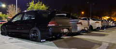 Lined Up. (ronenyard) Tags: classic nissan cops police racing subaru bmw redline miata lowered 350z mitsubishi e30 evo lexus brz madza rollsroys 500px ifttt