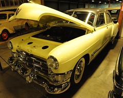 1949 Cadillac (D70) Tags: california usa museum speed drums hp automobile 4 cadillac automatic sacramento v8 1949 hydraulic lbs 160 ohv 331 3956 cuin 3050