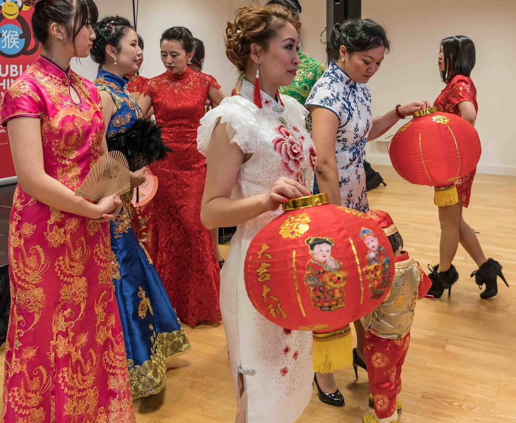 CHINESE COMMUNITY IN DUBLIN CELEBRATING THE LUNAR NEW YEAR 2016 [YEAR OF THE MONKEY]-111587