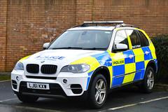 LJ61 KXW (S11 AUN) Tags: car traffic police northumbria bmw vehicle motor spare roads emergency unit 999 x5 rpu policing patrols anpr poolcar lj61kxw