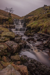 Dent Head Waterfalls (RichRobson) Tags: longexposure waterfall denthead 10stop