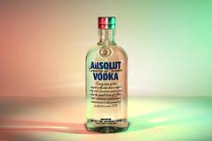 Absolut Vodka bottle stillife (David Macas) Tags: bottle vodka absolut stillife