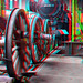 Wheels of BR23 Stoomdepot 3D