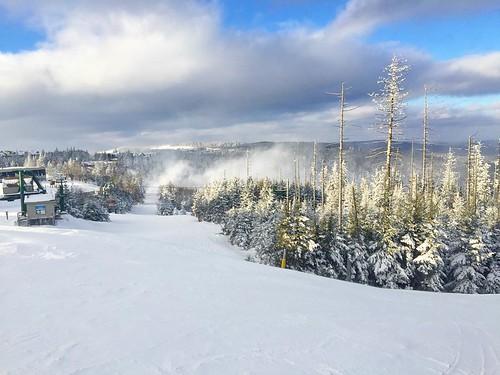 Farewell snowshoe. It's been a blast #snowshoemountain #snowshoe #westvirginia #wv