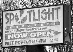 *NOT Open (Nicholas Eckhart) Tags: usa abandoned retail mi america dead star us michigan empty detroit cinemas spotlight vacant taylor former amc stores theatres burlingtonsquare 2016 startheatres spotlighttheatres