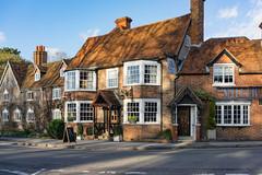 Village life..... (Sterling750) Tags: life old thames zeiss photoshop 35mm pub village sony south cc quaint f28 oxfordshire goring streatley brakspear a7r