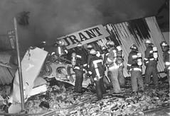 Cugees Coffee Shop Fire January 28, 1981