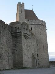 2010 09 08 Francia - Linguadoca Rossiglione - Carcassonne_0793 (Kapo Konga) Tags: mura francia carcassonne ferie languedocroussillon 2star citta cittamedievale