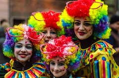 The clowns (skynyrd_01) Tags: nikon italia clown romano tamron carnevale 70200 viterbo f28 bassano francesco kingstone cristiani sdhc d7000 skynyrd01