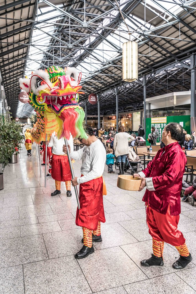 CHINESE COMMUNITY IN DUBLIN CELEBRATING THE LUNAR NEW YEAR 2016 [YEAR OF THE MONKEY]-111566