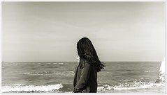 HORIZONTE (BLAMANTI) Tags: byn playas