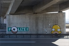 D'oh-nut say a word! (Ian Garfield - thanks for over 2 million views!) Tags: road street bridge art modern ian photography graffiti austria border police autobahn simpsons german donuts donut doughnut homer doughnuts osterreich garfield simpson polizei moos doh austrian fussen