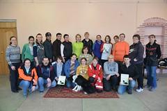 Участники семинара с Большаковой в Уфе