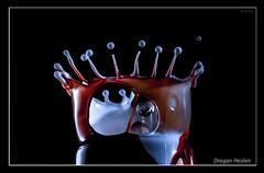 Take a look inside :) (dragan heiden photography) Tags: art water look krone wasser foto fine crown inside splash liquid dragan tropfen kruna
