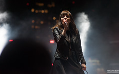 CHVRCHES @ Auditorium Shores (maclynbeanphotography) Tags: austin synthpop electronic auditoriumshores 2015 laurenmayberry funfunfunfest nikond700 chvrches