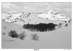 Gorbeiatik (Jabi Artaraz) Tags: winter nieve invierno zb montaña elurra mendia gorbeia lekanda euskoflickr jabiartaraz jartaraz igiriñao