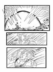 232 (dbfancomic) Tags: ball fan doujin comic dragon kamehameha manga gt bola historia dragonball dragonballz goku saiyajin saiyan dbz dragonballgt alternativa doujinshi toriyama dbgt fancomic boladedragon ondavital guerrerosdelespacio guerrerosz guerrerosespaciales fanmanga dbfancomic
