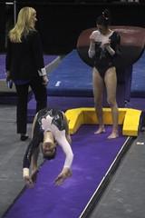 Alex Yacalis (Susaluda) Tags: uw sports gold washington university purple huskies gymnastics dawgs
