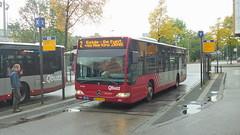 QBuzz 3008 (Mercedes Benz Citaro) ([Publicer Transport] Ricardo Diepgrond) Tags: bus mercedes benz ns groningen 3008 facelift citaro o530 stadsvervoer qbuzz