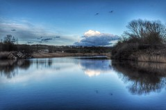 River Weaver, Cheshire, England. (Keo6) Tags: