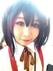 Nico (bdrc) Tags: girls portrait cosplay indoor event smartphone malaysia nico asus kl ll handphone ebi animax asdgraphy zenfone2