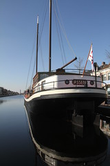 pannenkoekenboot in Assen (willemsknol) Tags: assen vaart pannenkoekenboot willemsknol