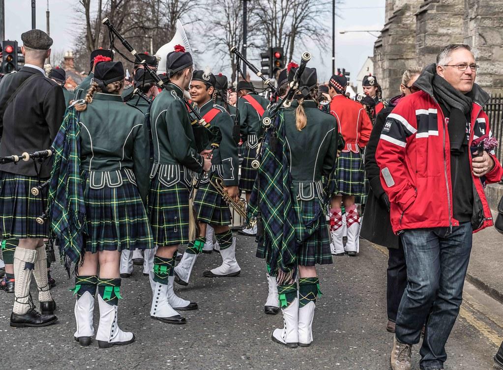 SHORECREST HIGH SCHOOL [ST. PATRICK'S PARADE IN DUBLIN 2016]-112244