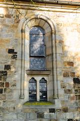 Church Window (sillie_R) Tags: church window germany deutschland kirche monastery nordrheinwestfalen kloster schale hopsten
