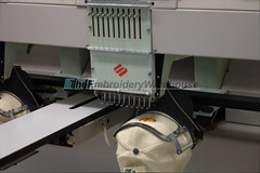 IMG_9778 (Embroidery Warehouse) Tags: embroidery melco embroiderymachine